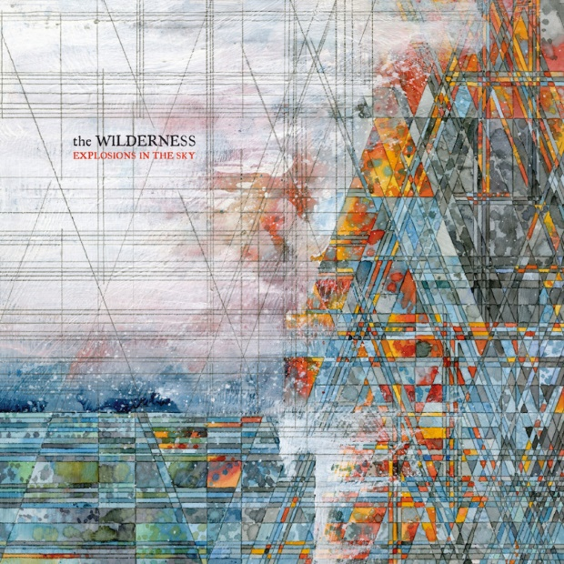 "Capa de ""The Wilderness"", novo disco do Explosions In The Sky"