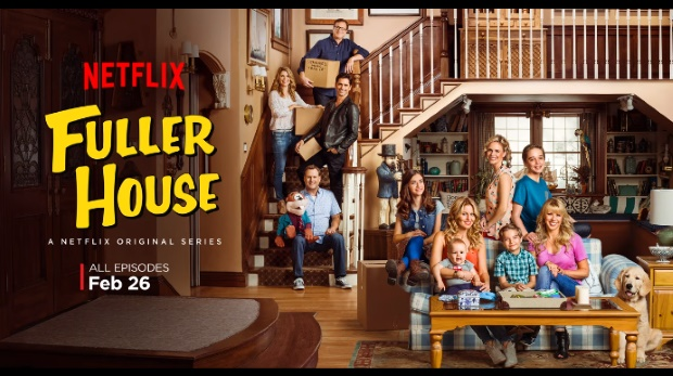 Novo trailer de Fuller House, a sequência de Full House