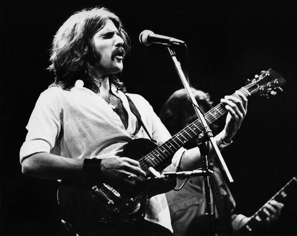 Glenn Frey toca com o Eagles
