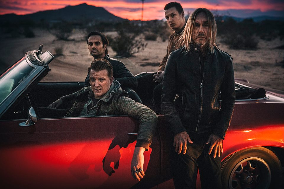 Iggy Pop anuncia turnê de Post Pop Depression com Josh Homme