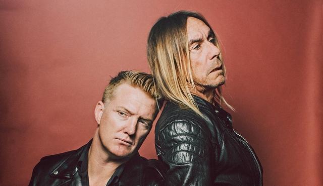 Iggy Pop e Josh Homme lançarão disco colaborativo
