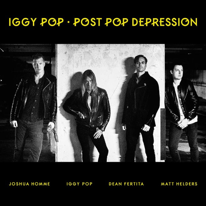 Iggy Pop e Josh Homme - Post Pop Depression