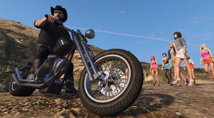 Lemmy no GTA V