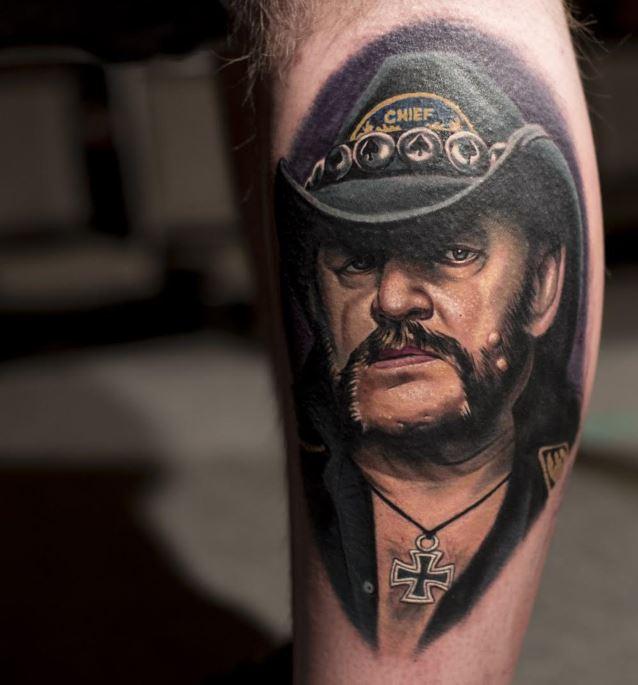 Tatuagem de Lemmy