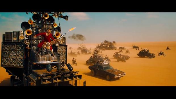 George Miller diz que não fará mais filmes da série Mad Max