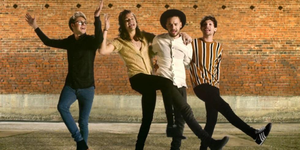 Em clima nostálgico, One Direction lança clipe