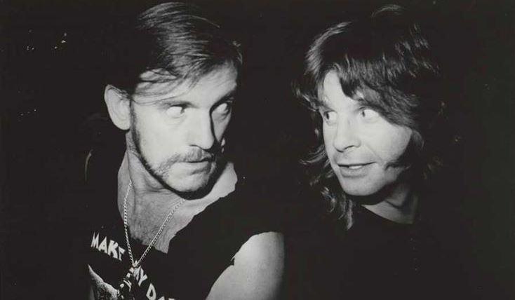 Lemmy e Ozzy