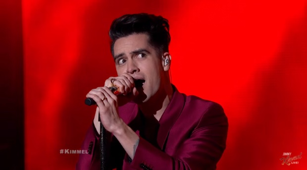 Panic! At The Disco no programa de Jimmy Kimmel