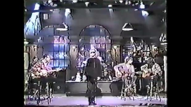 Ensaio do Stone Temple Pilots no Saturday Night Live