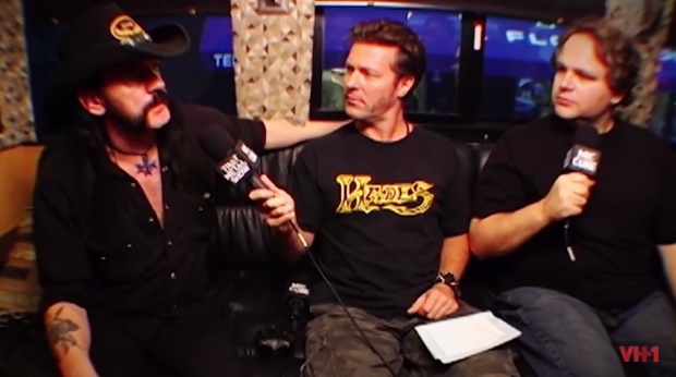That Metal Show com Lemmy Kilmister