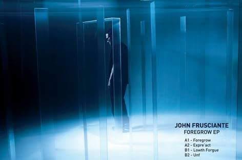 John Frusciante - Foregrow EP