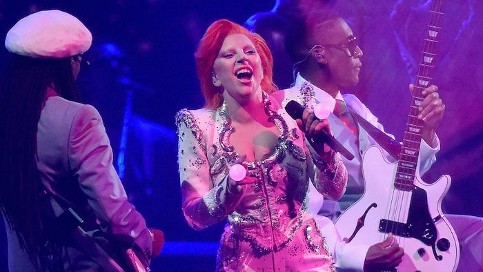 Lady Gaga no Grammy