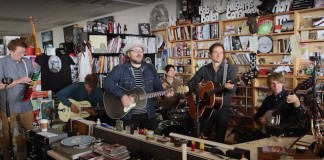 Wilco no Tiny Desk