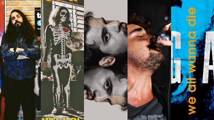 5 bandas brasileiras que você deveria ouvir em Fevereiro