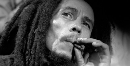 Bob Marley Marca de Maconha