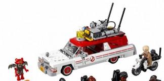 LEGO lança linha de As Caça Fantasmas