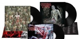 Cannibal Corpse relança discos em vinil