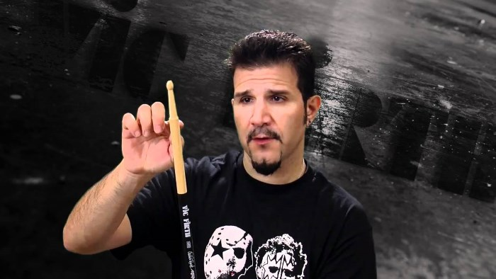 Charlie Benante, baterista do Anthrax
