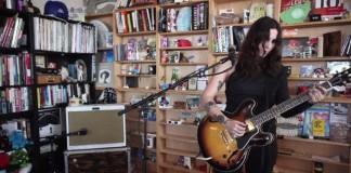 Chelsea Wolfe toca no Tiny Desk Concert da NPR