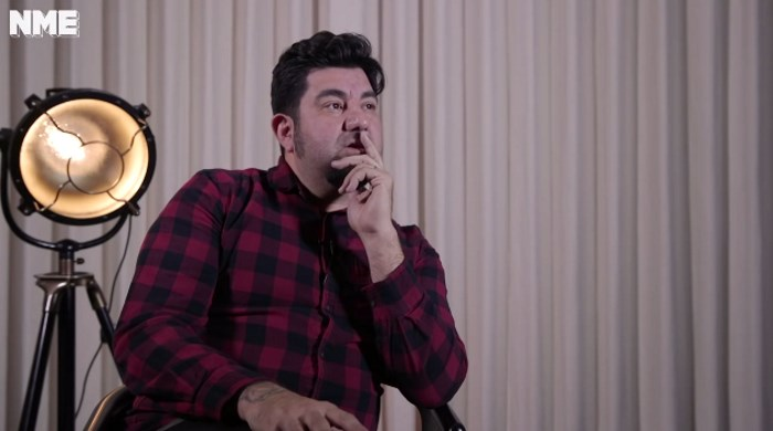 Chino Moreno, do Deftones