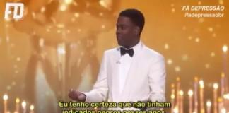Veja o discurso legendado de Chris Rock na abertura do Oscar