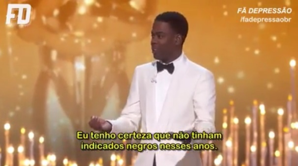 Veja o discurso legendado de Chris Rock na abertura do Oscar