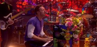 Coldplay no BRIT Awards