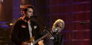 John Mayer com o Dead & Company