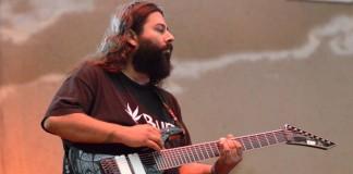 Stephen Carpenter, guitarrista do Deftones