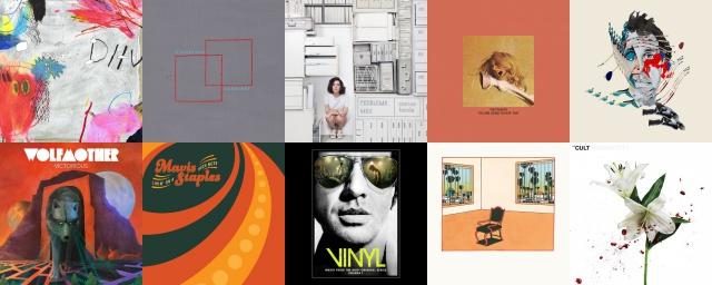 30 discos que você deveria ouvir em Fevereiro de 2016