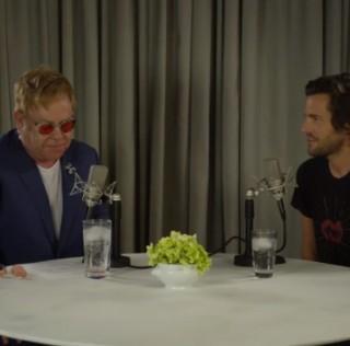 The Killers trabalha com Elton John em novo disco de estúdio
