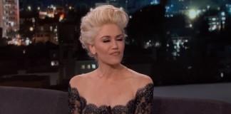 Gwen Stefani no Jimmy Kimmel