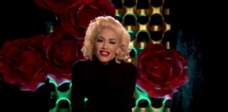 "Gwen Stefani no clipe de ""Make Me Like You"""