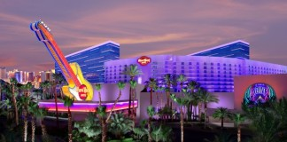 Hard Rock Hotel em Las Vegas