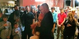 Casamento de Hayley Williams e Chad Gilbert