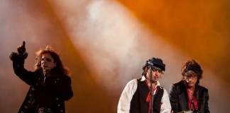 Hollywood Vampires no Rock In Rio 2015