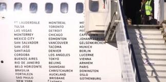 Ed Force One: conheça o avião do Iron Maiden