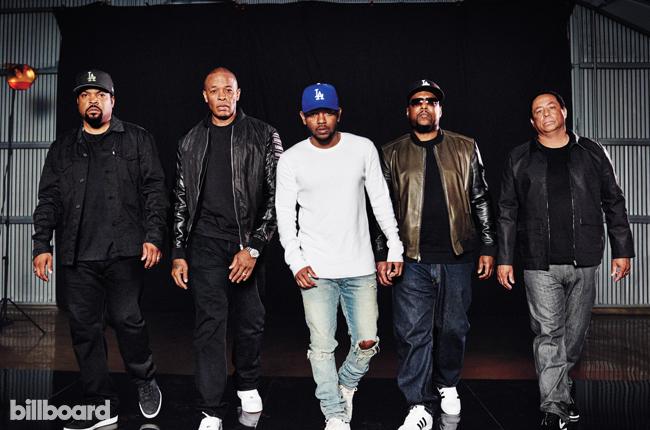Kendrick Lamar e N.W.A.