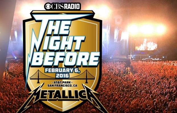 Metallica toca em show pré-Super Bowl