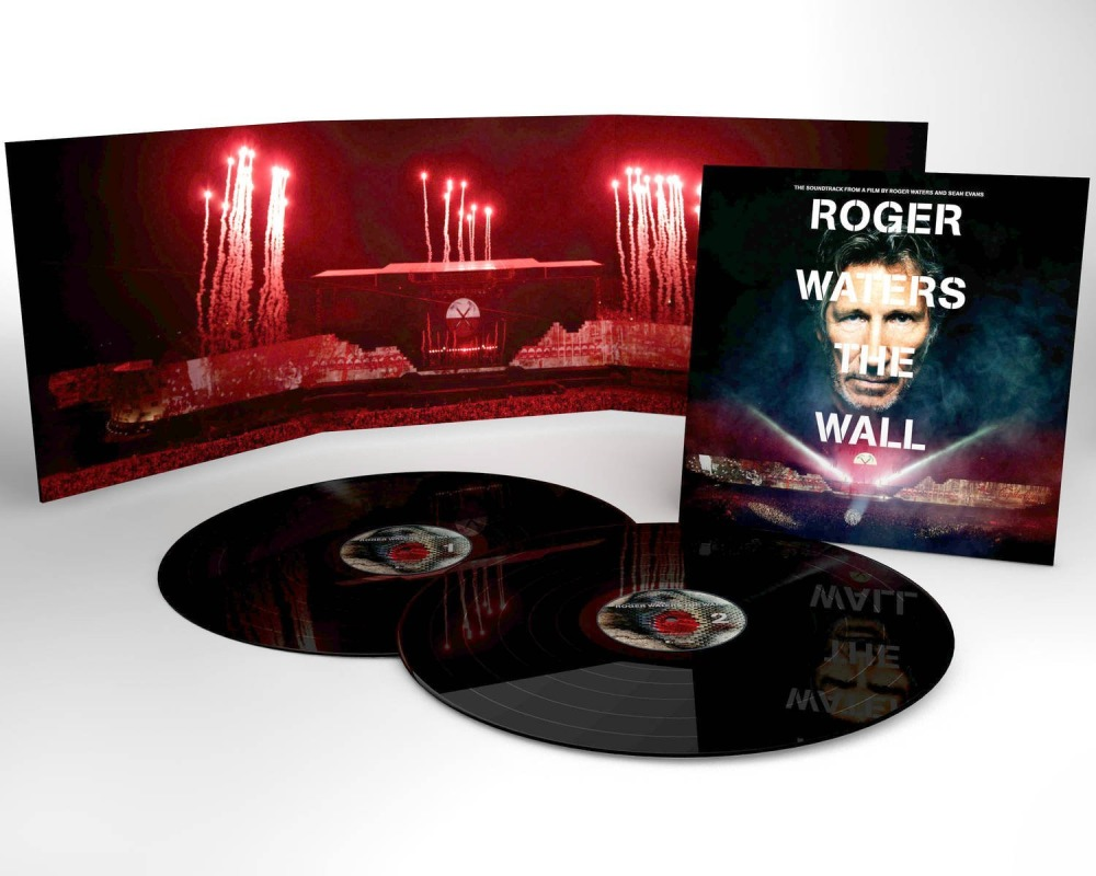 "Roger Waters - Concorra a vinil de ""The Wall"""