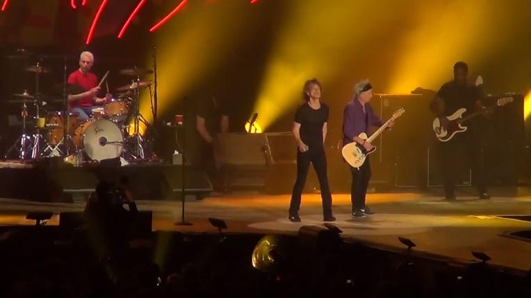 Rolling Stones no Chile: veja setlist e vídeos de primeiro show da turnê