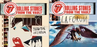 DVDs do Rolling Stones