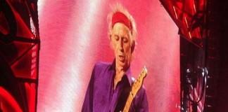 Rolling Stones no Rio de Janeiro: veja setlist e vídeos