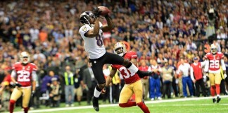 Super Bowl com San Francisco 49ers e Baltimore Ravens