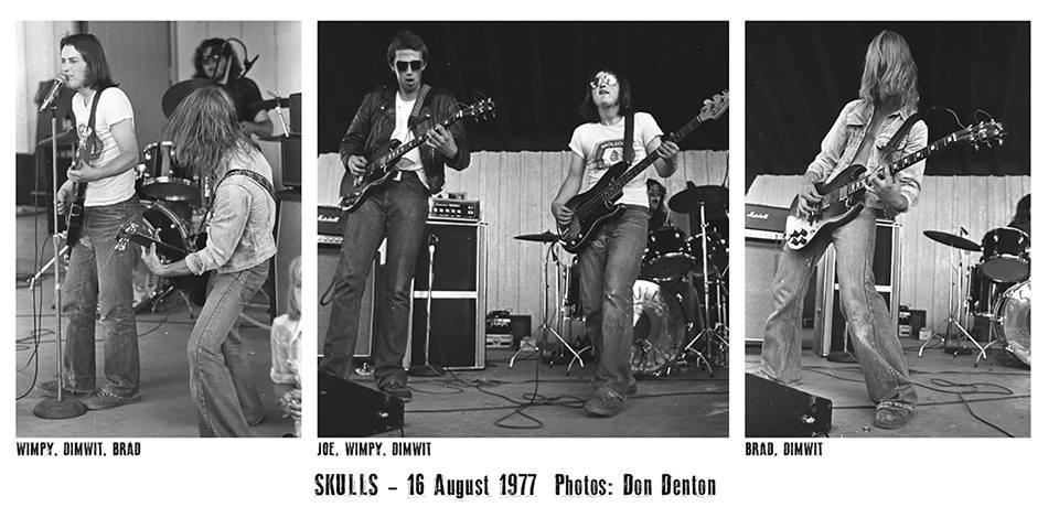Skulls, com Brad Kent