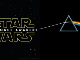 Star Wars e Pink Floyd