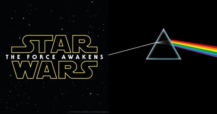 Star Wars e Pink Floyd
