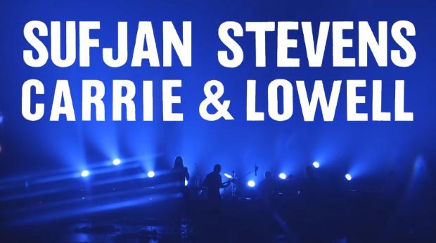"""Sufjan Stevens lança clipe ao vivo para """"Carrie & Lowell"""""""