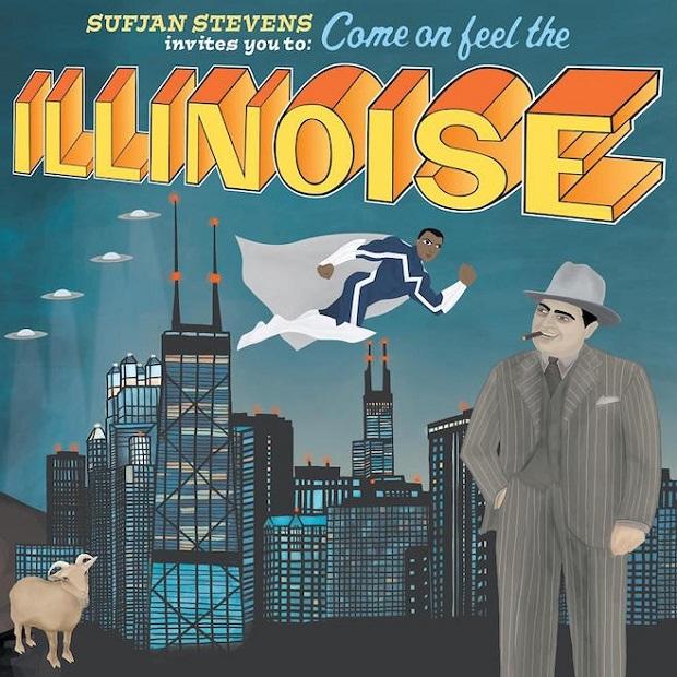 Sufjan Stevens: álbum Illinois ganhará reedição comemorativa