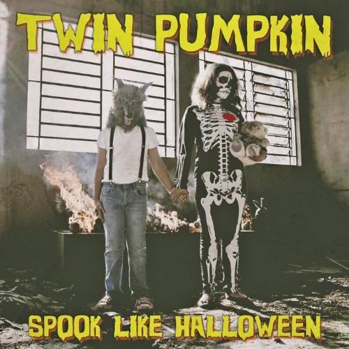 Twin Pumpkin - Spook Like Halloween